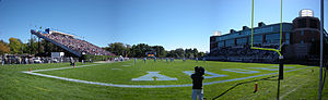 University of Rhode Island - University of Rhode Island Rams Football at Meade Stadium