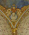 Medalló amb bust femení, tocador de luxe del palau del marqués de Dosaigües.JPG