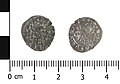 Medieval coin, (Obverse and reverse). (FindID 763528).jpg