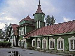 Medvezhyegorsk train station.jpg