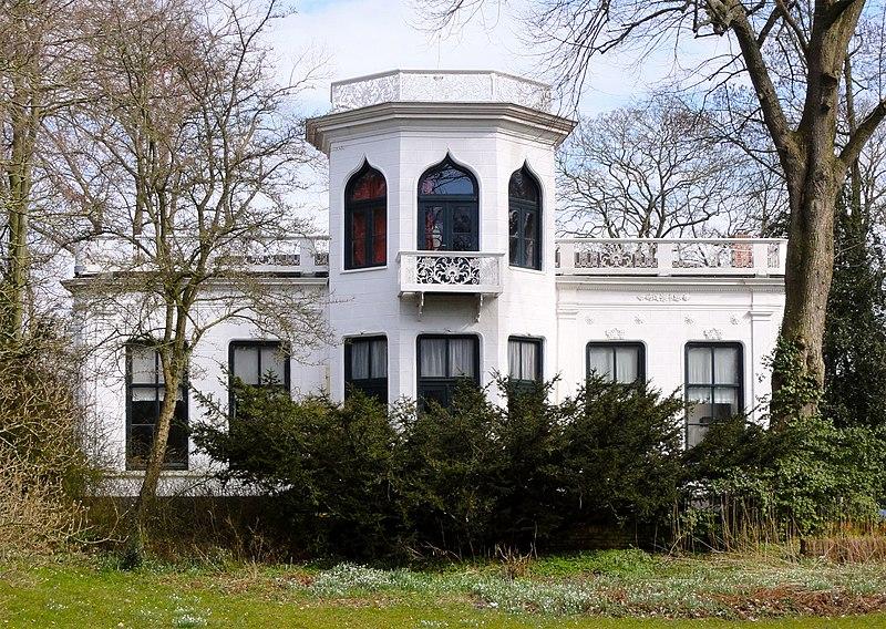 Burgemeestersvilla voorm burgemeestersvilla in for Funda glimmen