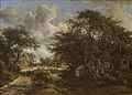 Meindert Hobbema - A Village among Trees - KMS3888 - Statens Museum for Kunst.jpg