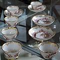 Meissen, 1720-1731 circa, servito da tè con cineserie 00.JPG