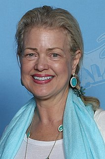Melody Anderson Canadian-American actress
