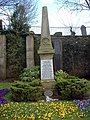 Memorial to James 'Purly' Wilson - geograph.org.uk - 355551.jpg