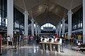 Memphis International Airport Departures Level.jpg