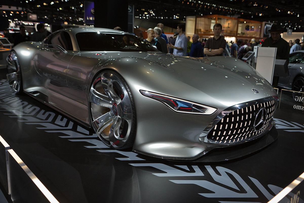Mercedes benz amg vision gran turismo wikip dia for Mercedes benz vision