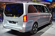 Mercedes-Benz EQV at IAA 2019 IMG 0406.jpg