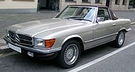 Mercedes-Benz R107 front 20080828.jpg