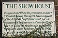 Merton Abbey Mills Show House plaque.jpg