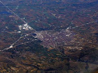 Merzifon Place in Amasya, Turkey