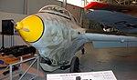 Messerschmitt Me 163B-1a Komet, Shropshire Model Show 2015, RAF Museum Cosford. (17231178062).jpg