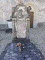 Meurival (Aisne) tombe Braquemont, ingénieur aux mines de Nœux.JPG