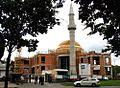 Mevlana Moschee - Straßenansicht.jpg