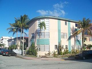 North Shore Historic District (Miami Beach, Florida)