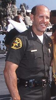 Mike Carona former Sheriff-Coroner of Orange County, California