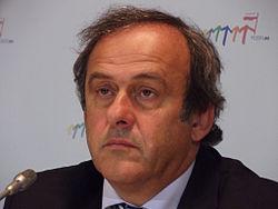Michael Platini 2011