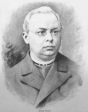 Michał Hórnik cover