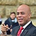 Michel Joseph Martelly - President of the Republic of Haiti - 15486435770.jpg