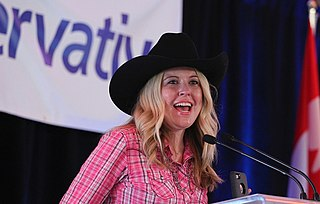 Michelle Rempel Conservative Party Member of Parliament for Calgary Centre-North