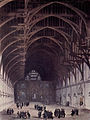 Microcosm of London Plate 094 - Westminster Hall.jpg
