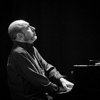 Mikhail Alperin - Mikhail Alperin at Sentralen, Oslo Jazzfestival 2017.