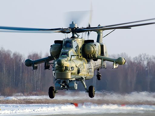 Mil Mi-28N, Russia - Air Force AN2081661
