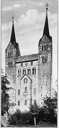 Milkau Das Kloster von Corvey 178-2