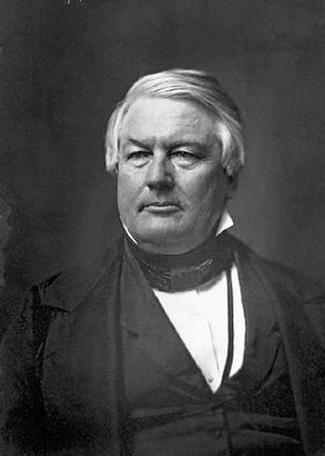 1856 Whig National Convention - Image: Millard Fillmore 1