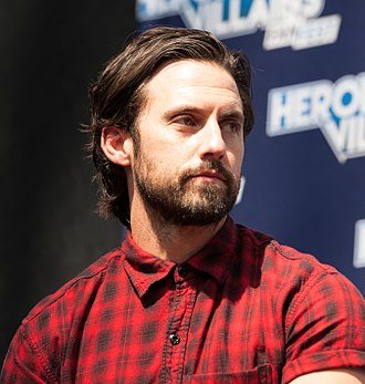 Milo Ventimiglia - the cool, hot,  actor with Scottish, English, Italian,  roots in 2017