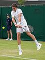 Milos Raonic 5, Wimbledon 2013 - Diliff.jpg