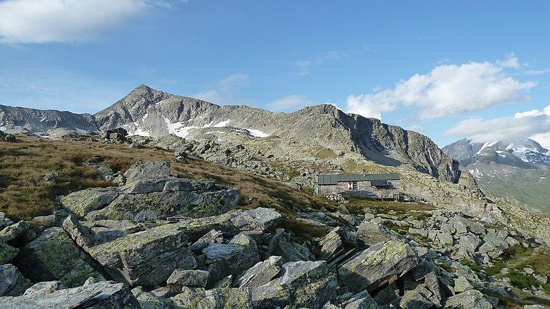 Національний парки «Високий Тауерн», Австрія. Автор фото — Gerdsch (CC-BY-SA-3.0-AT)