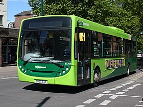 Minehead Avenue - First 67708 (SN60EAO).JPG