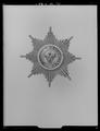 Miniatyrkraschan, S-t Andreasorden, Ryssland, som tillhört konung Karl XV - Livrustkammaren - 2218.tif