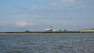 Minsener Oog - Minsener Oog Buhne C Lighthouse