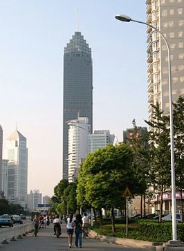 Het Minsheng Bank Building op 16 september 2007