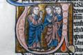 Miqueias profetiza diante de três homens (Biblioteca Nacional de Portugal ALC.455, fl.298v).png