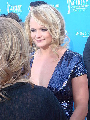 Miranda Lambert - Miranda Lambert in April 2010