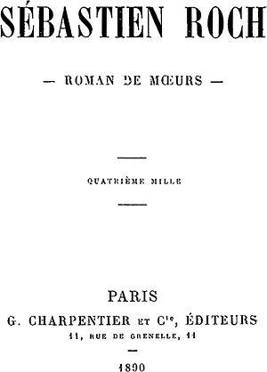 Sébastien Roch cover