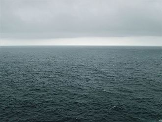 "World Ocean - The Atlantic, one component of the system, makes up 23% of the ""global ocean""."