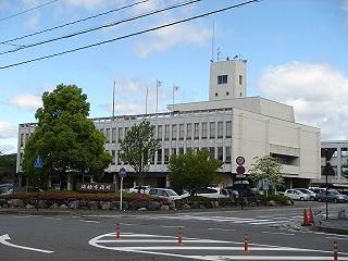 Mizuho, Gifu City in Chūbu, Japan