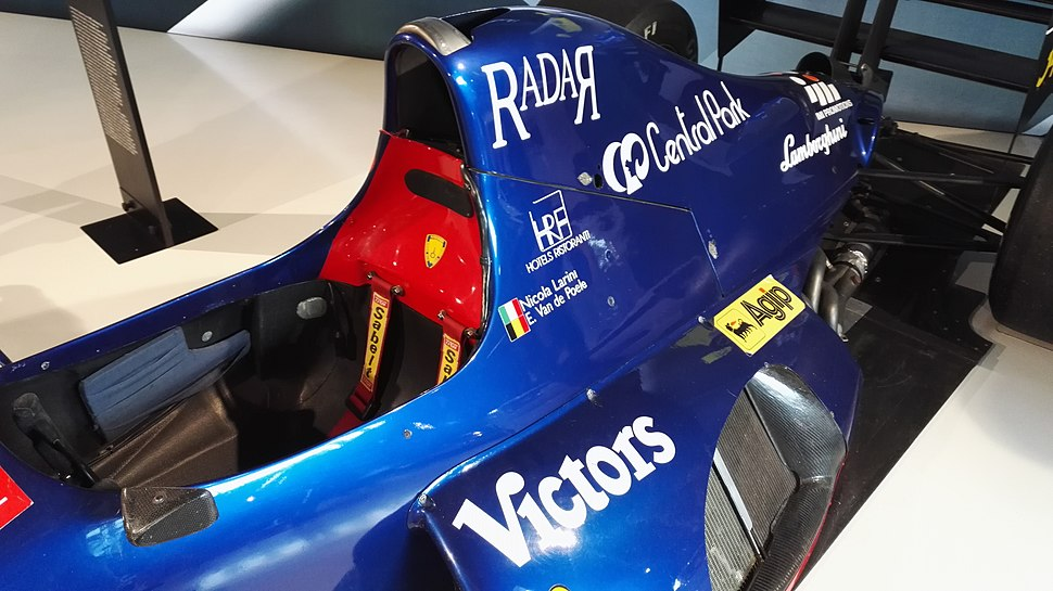 Modena Racing Team F1 car