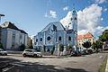 Modrý kostol svätej Alžbety. Iglesia Azul 4.jpg
