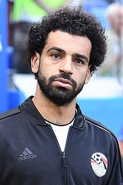 لاعبك المفضل آو ناديك آو منتخبك  - صفحة 19 250px-Mohamed_Salah_2018