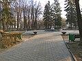 Mohyliv-Podilskyi city park 05.jpg