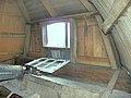 Molen Kerkhovense molen, kap achterkeuvelens.jpg