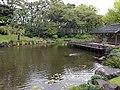 Momijiyama Garden in Sumpu Castle Park 9.JPG