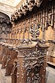 Monastère Royal de Brou - Choirs stalls 9.jpg