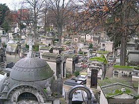 Image illustrative de l'article Cimetière de Montmartre