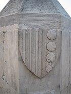 Montcada-coat of arms